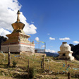 Xiahe, Labrang Monastery, and Zhagana, Gansu Province