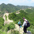 Middle Route of Switchback Great Wall, 2016/07/02