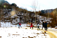 Hemp Village to Jinshanling Great Wall, 2016/12/28
