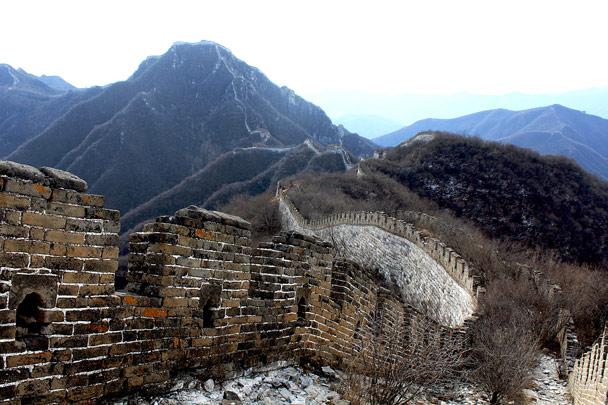 Trip Report Moyashike Valley And Jiankou S Big West