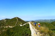 Zhenbiancheng and Big Camp Plate Great Wall