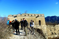 Walled Village to Huanghuacheng Great Wall, 2017/12/20