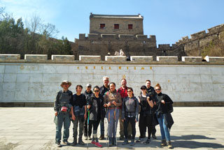Camping Gubeikou Great Wall and Jinshanling Great Wall, 2019/04/06