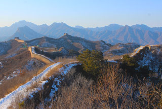 Gubeikou Great Wall Loop, 2020/01/01