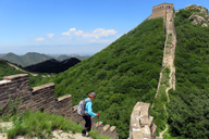 The General's Tower on the middle route of the Switchback Great Wall