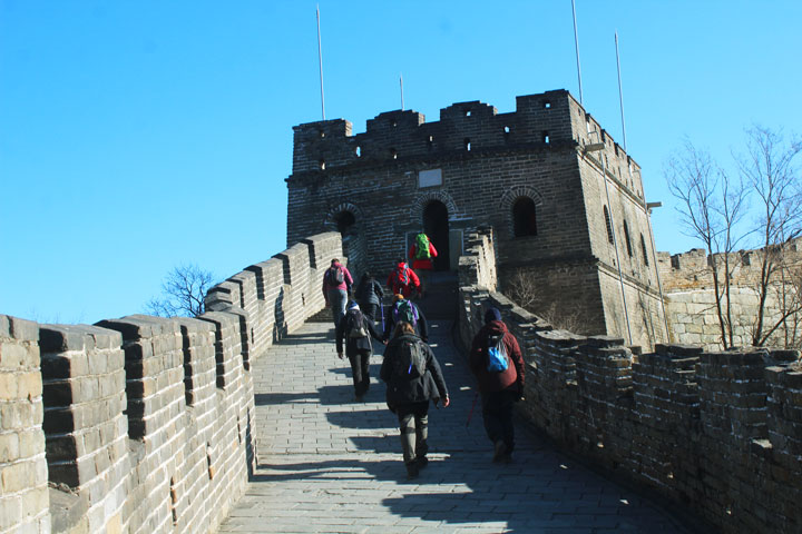 Great Wall Christmas Jiankou to Mutianyu Great Wall, 20108/12/25 photo #18
