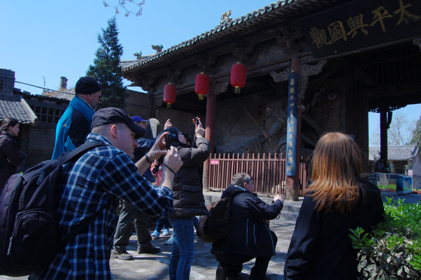 A quaint Taoist Temple, Beijing Hikers Two days in Pingyao Ancient City , 2013/04/06
