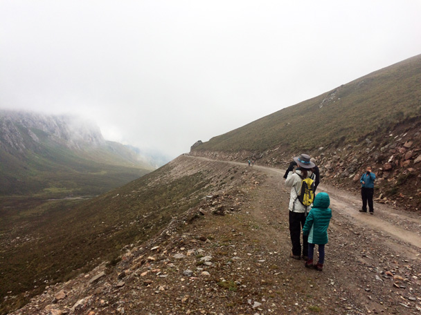 We started another hike - Xiahe, Labrang Monastery, and Zhagana, Gansu Province, September 2015