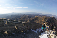 Jinshanling Great Wall, 2016/02/17