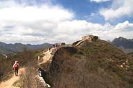 Hemp Village to Gubeikou Great Wall, 2016/4/17
