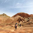 Zhangye Danxia Landform and Jiayuguan, May 2016