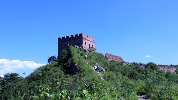 Gubeikou to Jinshanling Great Wall, 2016/07/02