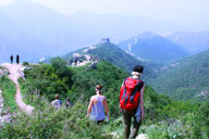 Middle Route of Switchback Great Wall, 2016/07/23