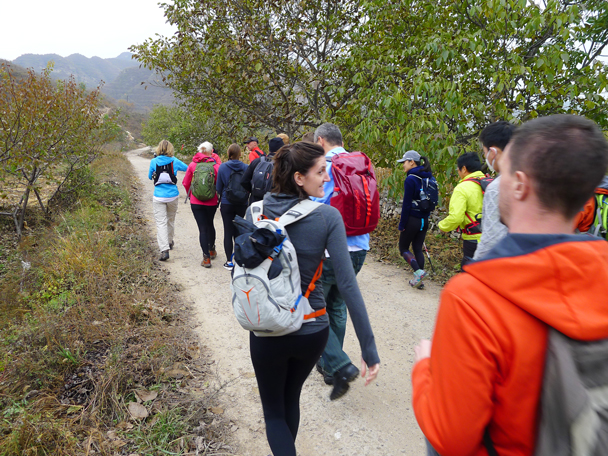 And off we go - 2016 Hiking Festival photos