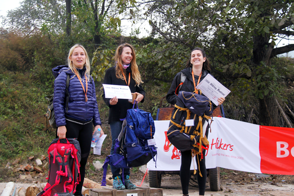Women's 30km - 2016 Hiking Festival photos
