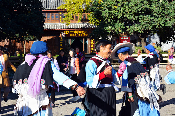 Looks like fun! - Lijiang and Shangri-La, Yunnan Province, November 2016