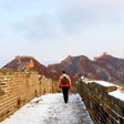 Hemp Village to Jinshanling Great Wall, 2017/1/15