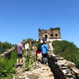 Jiankou to Mutianyu Great Wall, 2017/7/8