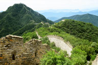 Jiankou 'Big West' Great Wall, 2017/7/27