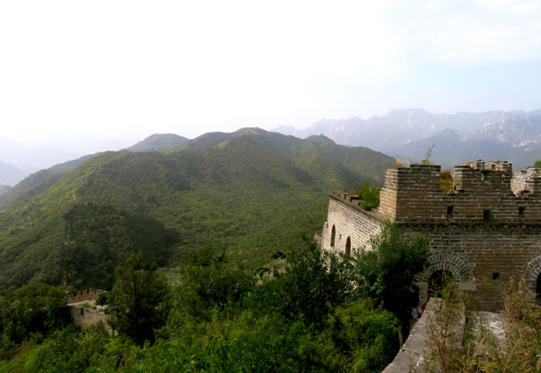 Walled Village to Huanghuacheng Great Wall, 2017/09/23 photo #24