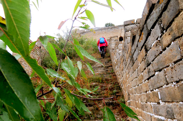 Great Wall Spur, 2017/10/02 photo #6