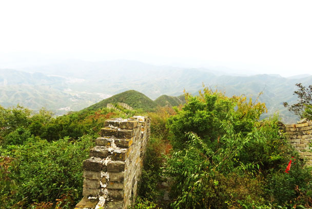 Great Wall Spur, 2017/10/02 photo #7