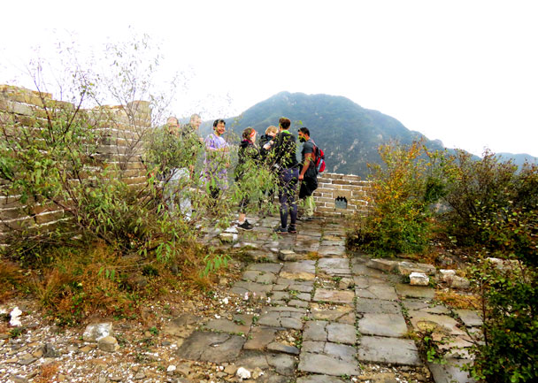 Great Wall Spur, 2017/10/02 photo #8
