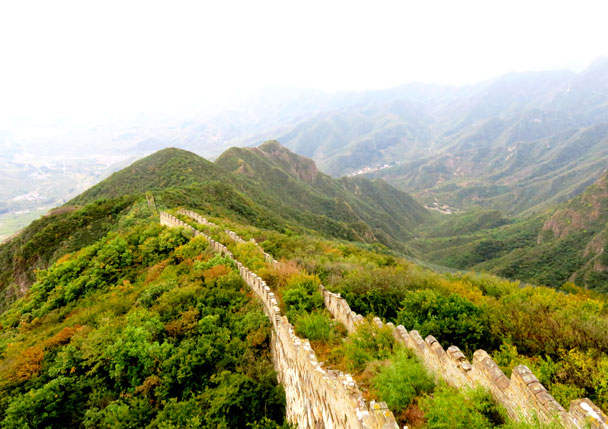 Great Wall Spur, 2017/10/02 photo #10