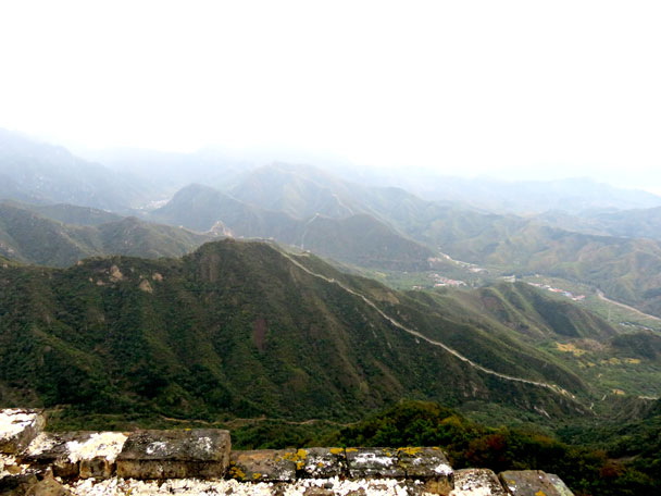 Great Wall Spur, 2017/10/02 photo #11