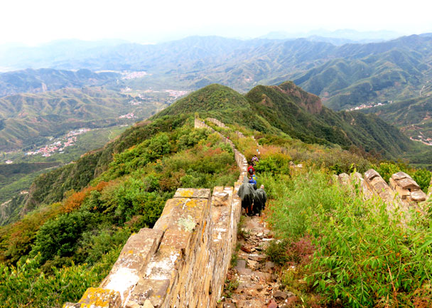 Great Wall Spur, 2017/10/02 photo #13