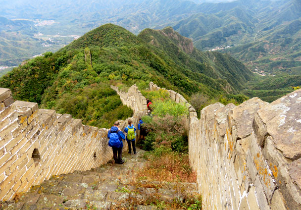Great Wall Spur, 2017/10/02 photo #14
