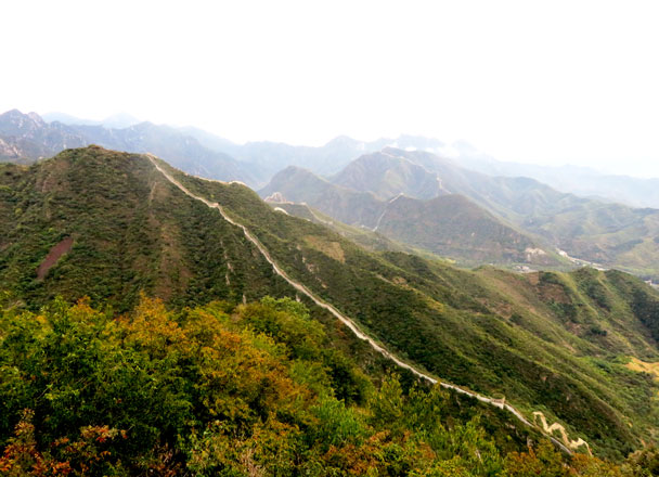 Great Wall Spur, 2017/10/02 photo #15