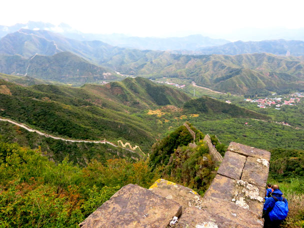 Great Wall Spur, 2017/10/02 photo #16