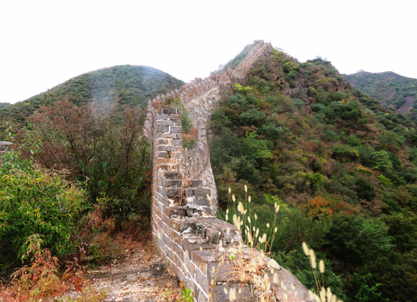 Great Wall Spur, 2017/10/02 photo #18