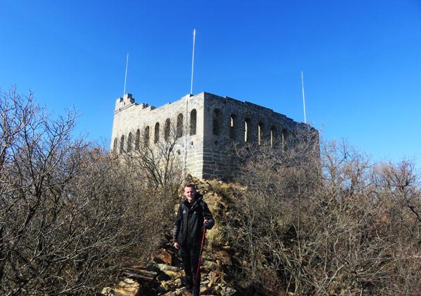 20171104-Great Wall Nine-Eyes Tower photo #22