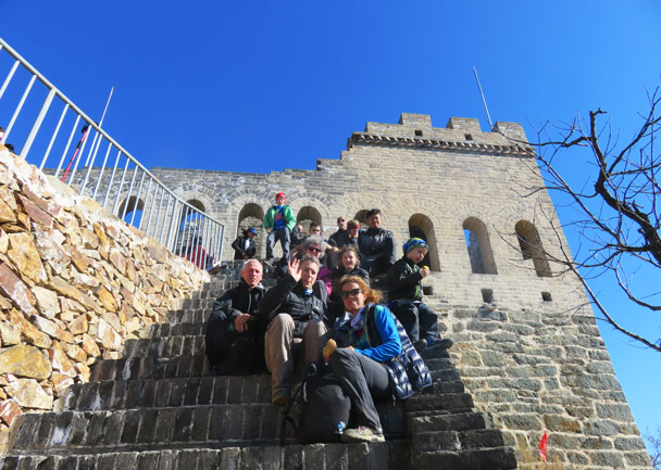 20171104-Great Wall Nine-Eyes Tower photo #23
