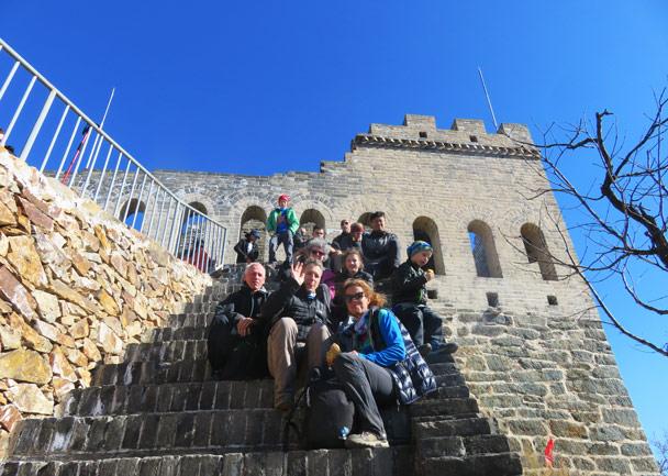 20171104-Great Wall Nine-Eyes Tower photo #23