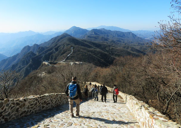 20171104-Great Wall Nine-Eyes Tower photo #24