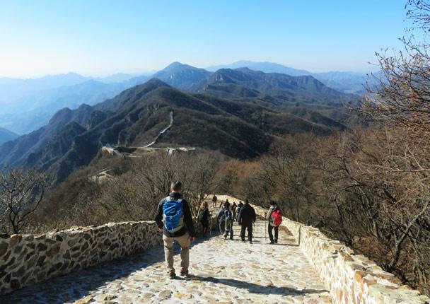 20171104-Great Wall Nine-Eyes Tower photo #24
