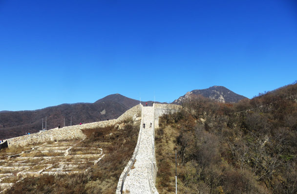 20171104-Great Wall Nine-Eyes Tower photo #26