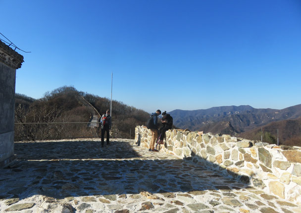 20171104-Great Wall Nine-Eyes Tower photo #27