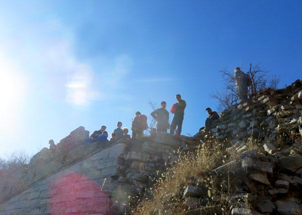 20171104-Great Wall Nine-Eyes Tower photo #30