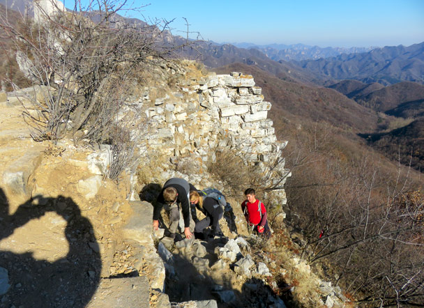 20171104-Great Wall Nine-Eyes Tower photo #31