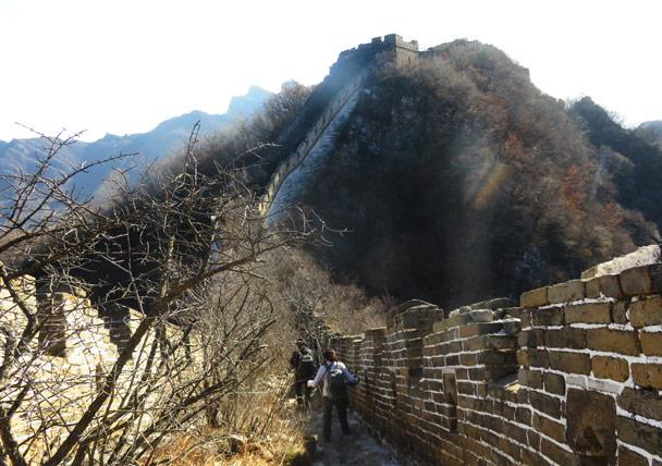 20171104-Great Wall Nine-Eyes Tower photo #32