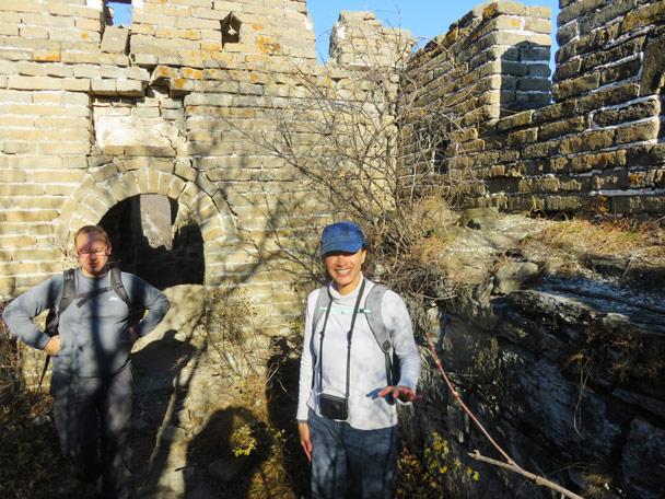 20171104-Great Wall Nine-Eyes Tower photo #33