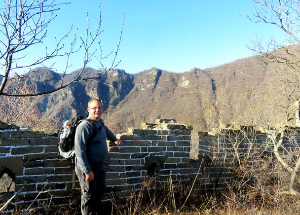 20171104-Great Wall Nine-Eyes Tower photo #34