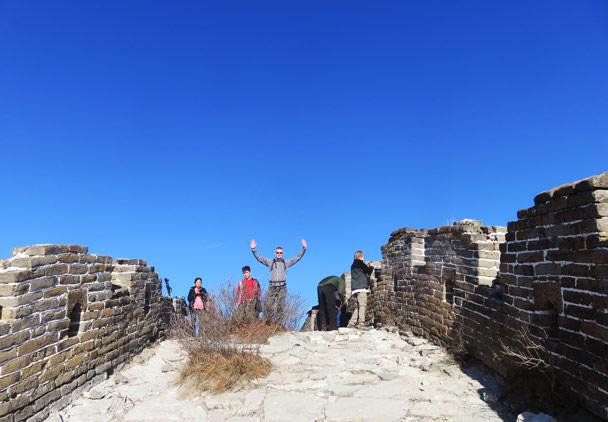 20171104-Great Wall Nine-Eyes Tower photo #35