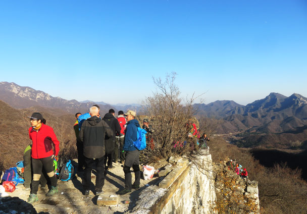 20171104-Great Wall Nine-Eyes Tower photo #36