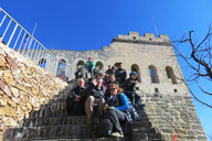 20171104-Great Wall Nine-Eyes Tower photo #39
