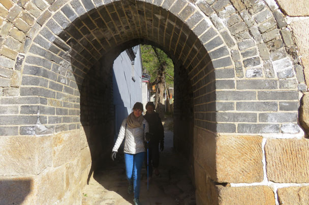 Walled Village to Huanghuacheng Great Wall, 2017/11/08 photo #3